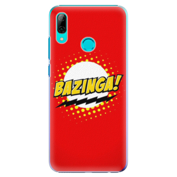 Plastové pouzdro iSaprio - Bazinga 01 - Huawei P Smart 2019