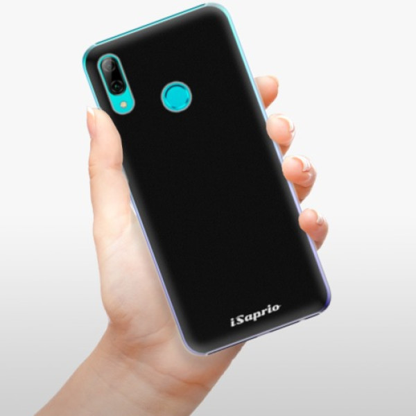 Plastové pouzdro iSaprio - 4Pure - černý - Huawei P Smart 2019
