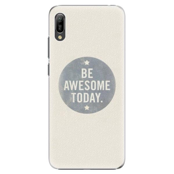 Plastové pouzdro iSaprio - Awesome 02 - Huawei Y6 2019
