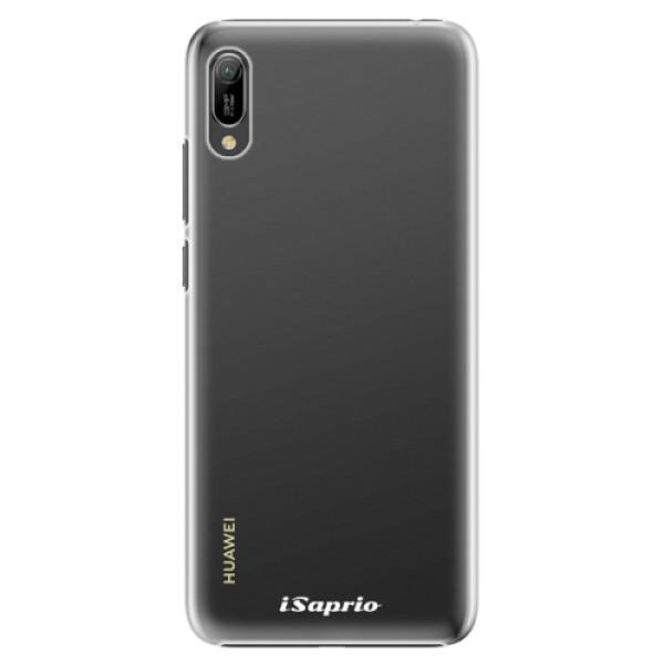 Plastové pouzdro iSaprio - 4Pure - mléčný bez potisku - Huawei Y6 2019