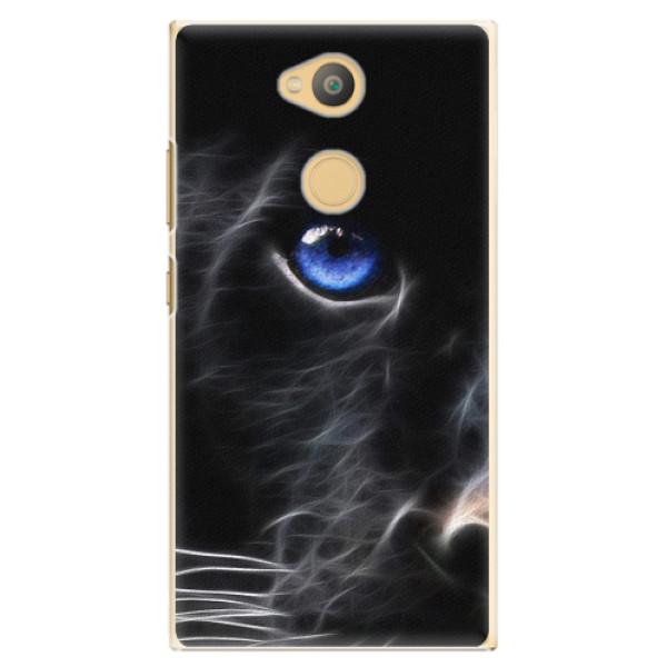 Plastové pouzdro iSaprio - Black Puma - Sony Xperia L2