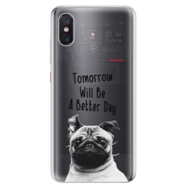 Odolné silikonové pouzdro iSaprio - Better Day 01 - Xiaomi Mi 8 Pro