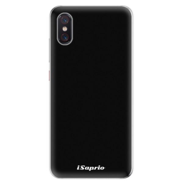 Odolné silikonové pouzdro iSaprio - 4Pure - černý - Xiaomi Mi 8 Pro