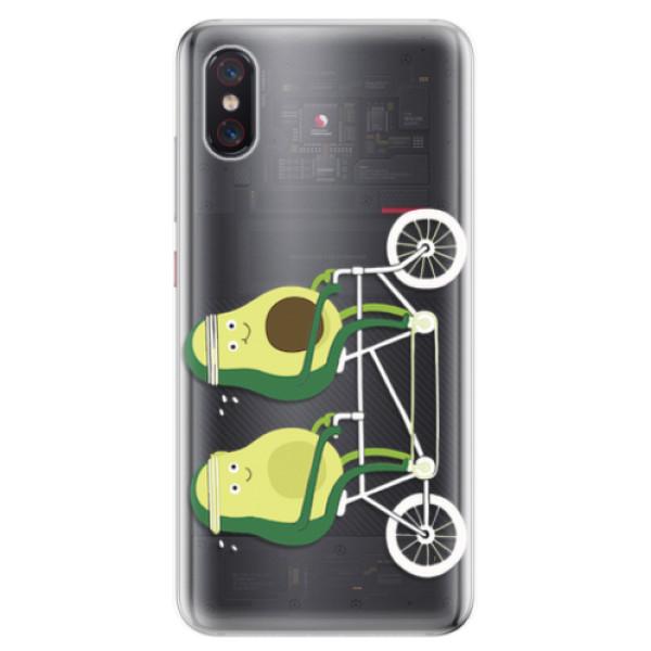 Odolné silikonové pouzdro iSaprio - Avocado - Xiaomi Mi 8 Pro