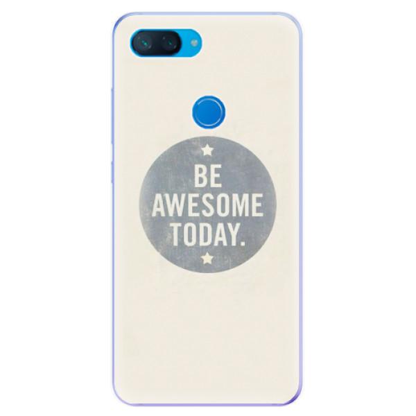 Odolné silikonové pouzdro iSaprio - Awesome 02 - Xiaomi Mi 8 Lite