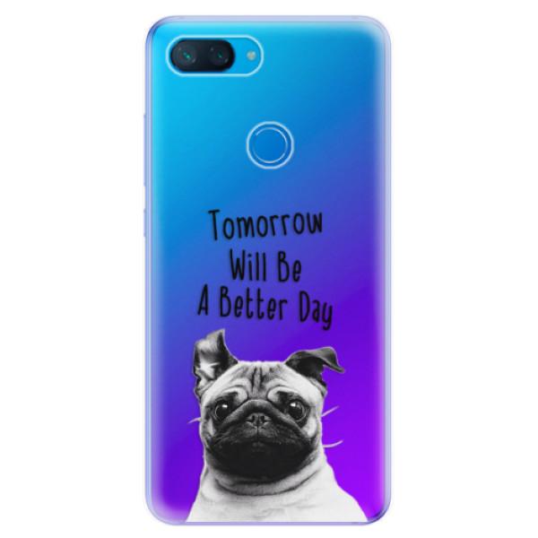 Odolné silikonové pouzdro iSaprio - Better Day 01 - Xiaomi Mi 8 Lite