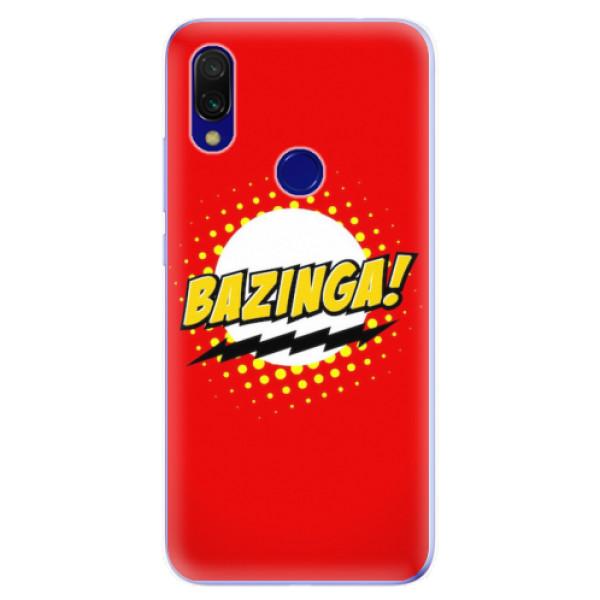 Odolné silikonové pouzdro iSaprio - Bazinga 01 - Xiaomi Redmi 7