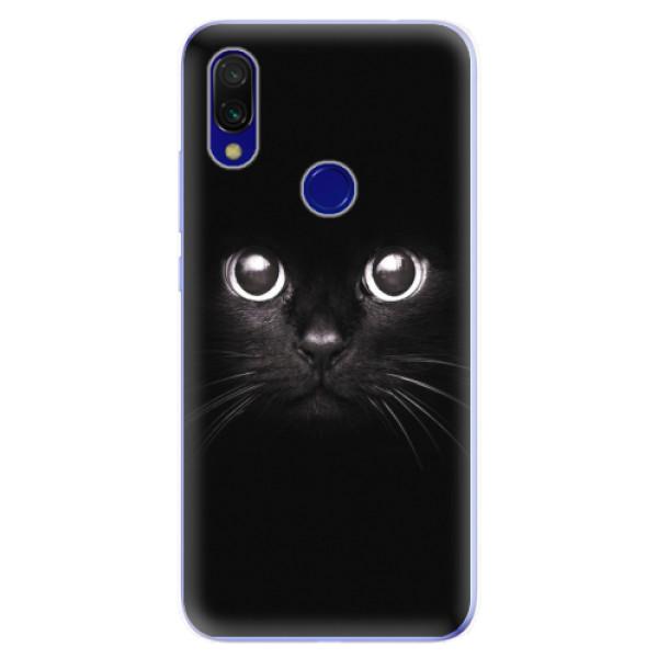 Odolné silikonové pouzdro iSaprio - Black Cat - Xiaomi Redmi 7