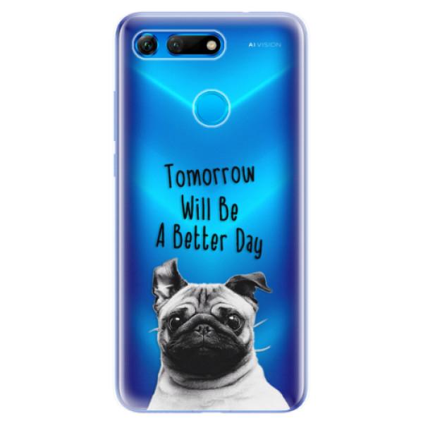 Odolné silikonové pouzdro iSaprio - Better Day 01 - Huawei Honor View 20