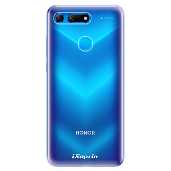 Odolné silikonové pouzdro iSaprio - 4Pure - mléčný bez potisku - Huawei Honor View 20