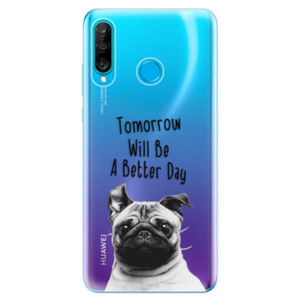 Odolné silikonové pouzdro iSaprio - Better Day 01 - Huawei P30 Lite