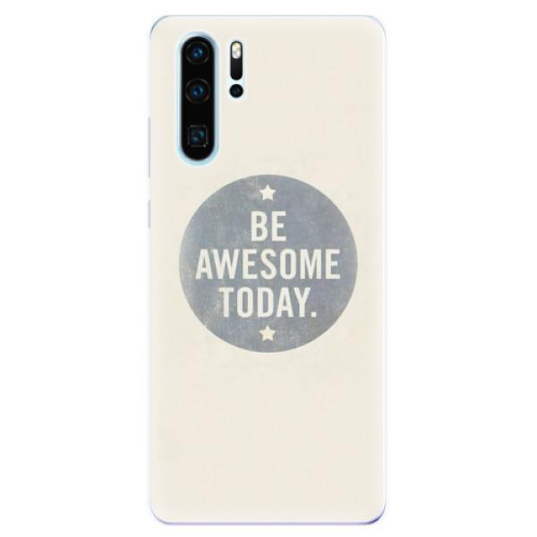 Odolné silikonové pouzdro iSaprio - Awesome 02 - Huawei P30 Pro