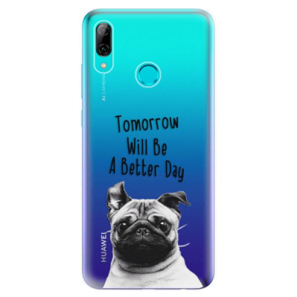 Odolné silikonové pouzdro iSaprio - Better Day 01 - Huawei P Smart 2019