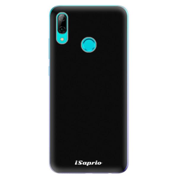 Odolné silikonové pouzdro iSaprio - 4Pure - černý - Huawei P Smart 2019