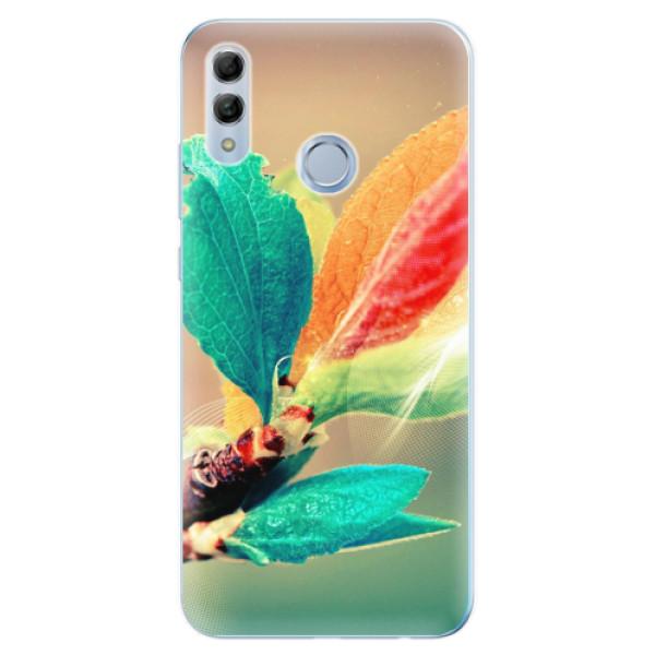 Odolné silikonové pouzdro iSaprio - Autumn 02 - Huawei Honor 10 Lite