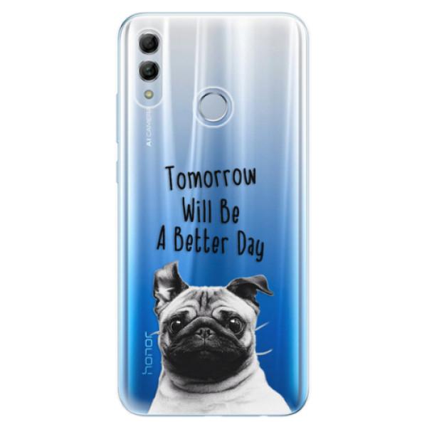 Odolné silikonové pouzdro iSaprio - Better Day 01 - Huawei Honor 10 Lite