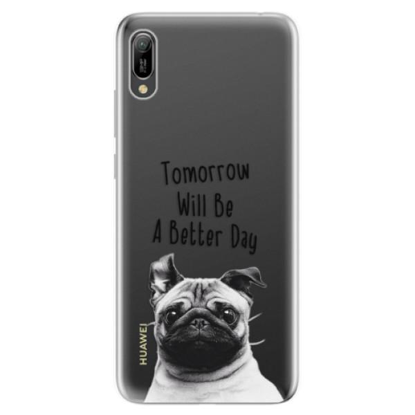 Odolné silikonové pouzdro iSaprio - Better Day 01 - Huawei Y6 2019