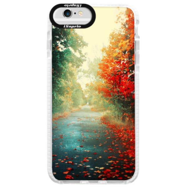 Silikonové pouzdro Bumper iSaprio - Autumn 03 - iPhone 6/6S