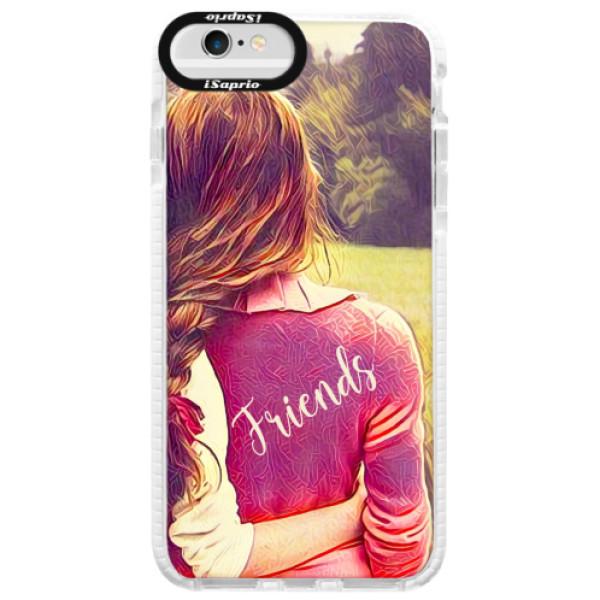 Silikonové pouzdro Bumper iSaprio - BF Friends - iPhone 6/6S