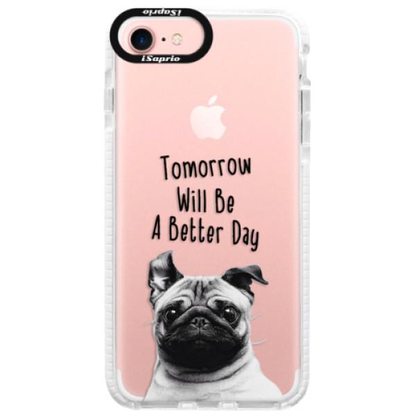 Silikonové pouzdro Bumper iSaprio - Better Day 01 - iPhone 7
