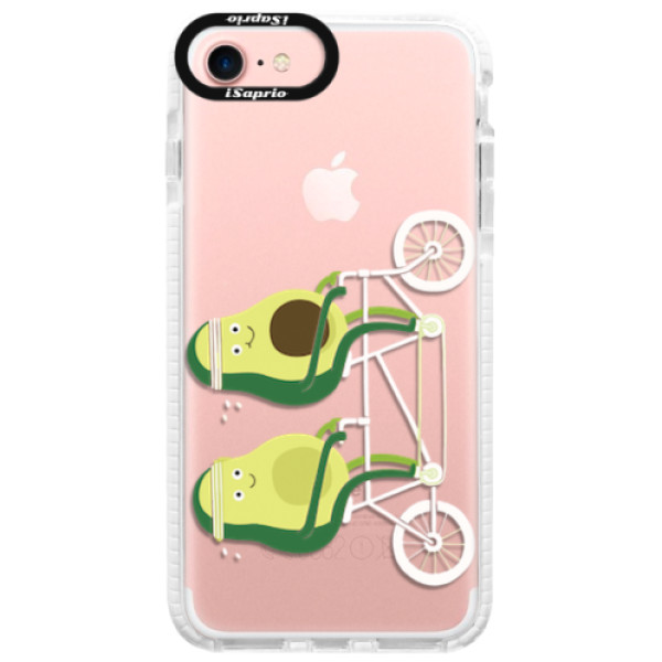 Silikonové pouzdro Bumper iSaprio - Avocado - iPhone 7