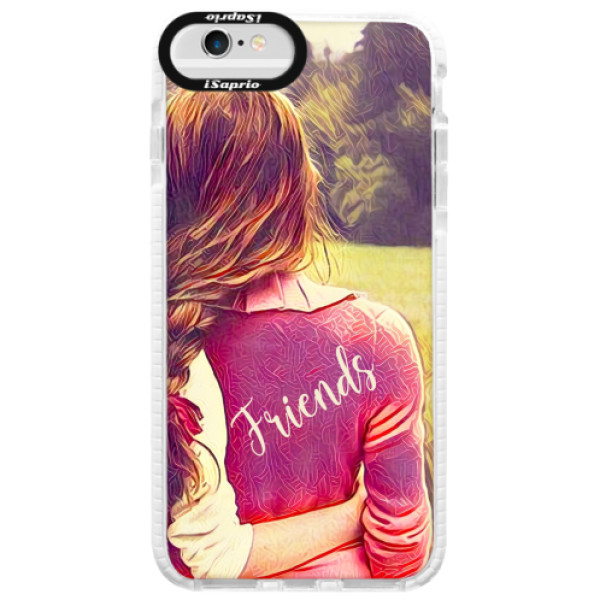 Silikonové pouzdro Bumper iSaprio - BF Friends - iPhone 6 Plus/6S Plus