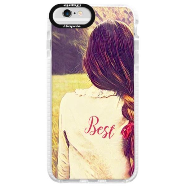 Silikonové pouzdro Bumper iSaprio - BF Best - iPhone 6 Plus/6S Plus
