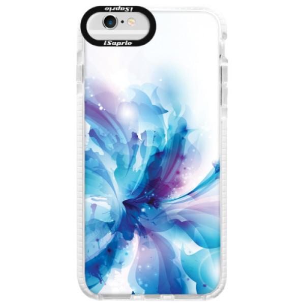 Silikonové pouzdro Bumper iSaprio - Abstract Flower - iPhone 6 Plus/6S Plus