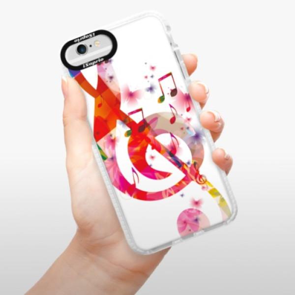 Silikonové pouzdro Bumper iSaprio - Love Music - iPhone 6 Plus/6S Plus