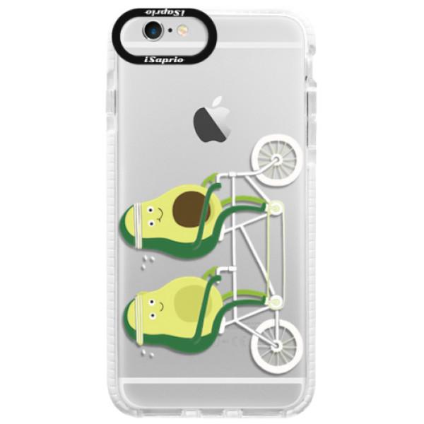 Silikonové pouzdro Bumper iSaprio - Avocado - iPhone 6 Plus/6S Plus