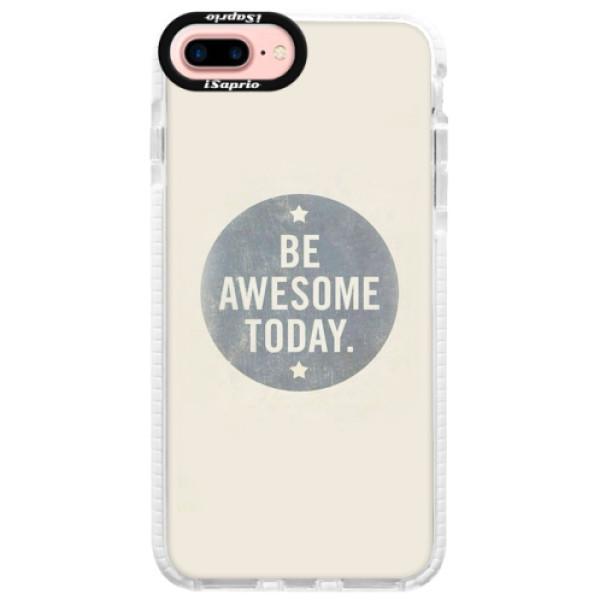 Silikonové pouzdro Bumper iSaprio - Awesome 02 - iPhone 7 Plus