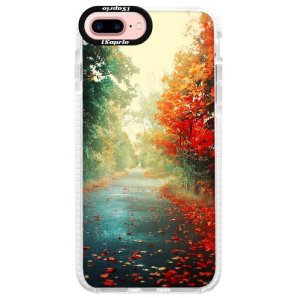 Silikonové pouzdro Bumper iSaprio - Autumn 03 - iPhone 7 Plus