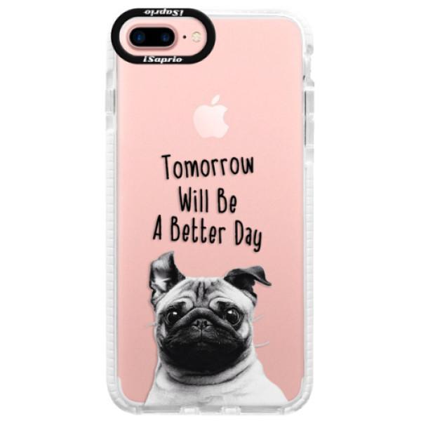 Silikonové pouzdro Bumper iSaprio - Better Day 01 - iPhone 7 Plus