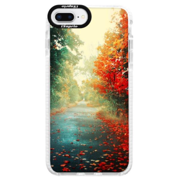 Silikonové pouzdro Bumper iSaprio - Autumn 03 - iPhone 8 Plus