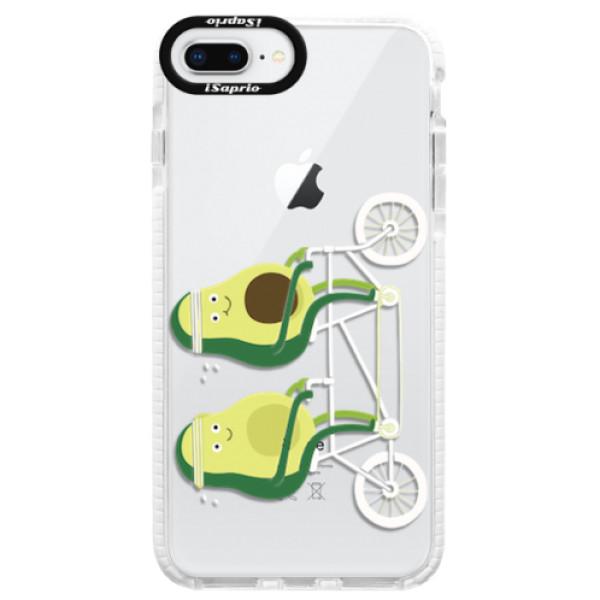 Silikonové pouzdro Bumper iSaprio - Avocado - iPhone 8 Plus