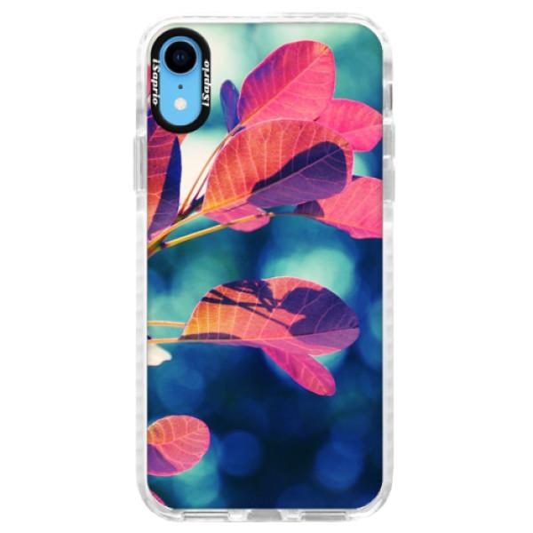 Silikonové pouzdro Bumper iSaprio - Autumn 01 - iPhone XR
