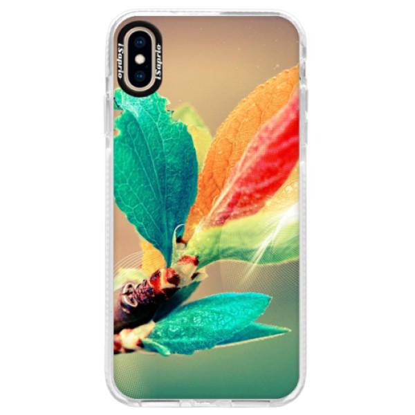Silikonové pouzdro Bumper iSaprio - Autumn 02 - iPhone XS Max