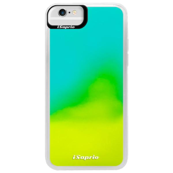 Neonové pouzdro Blue iSaprio - 4Pure - mléčný bez potisku - iPhone 6/6S