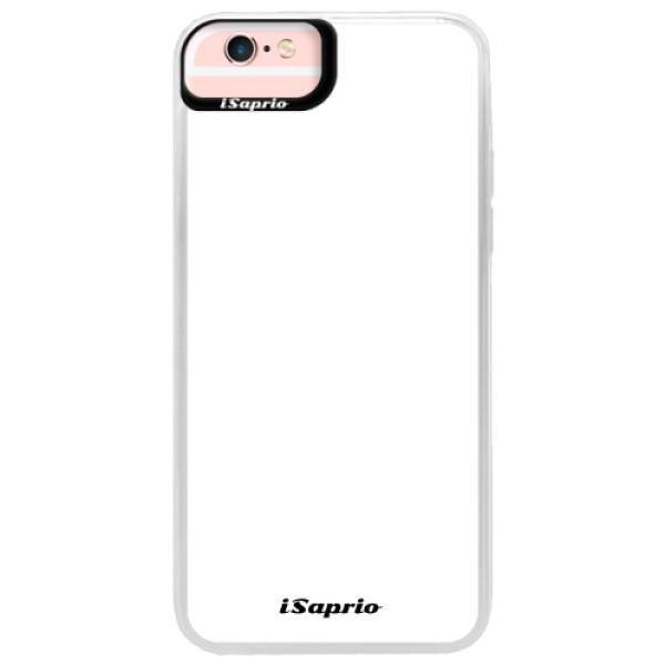 Neonové pouzdro Pink iSaprio - 4Pure - bílý - iPhone 6 Plus/6S Plus