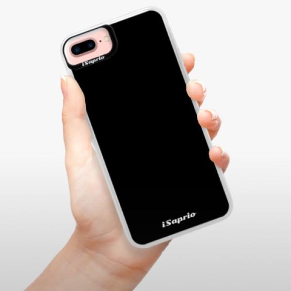 Neonové pouzdro Pink iSaprio - 4Pure - černý - iPhone 7 Plus