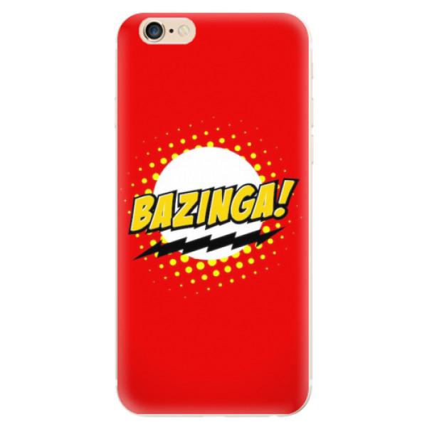 Odolné silikonové pouzdro iSaprio - Bazinga 01 - iPhone 6/6S