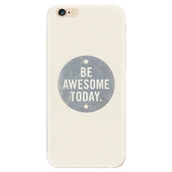 Odolné silikonové pouzdro iSaprio - Awesome 02 - iPhone 6/6S