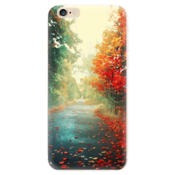 Odolné silikonové pouzdro iSaprio - Autumn 03 - iPhone 6/6S
