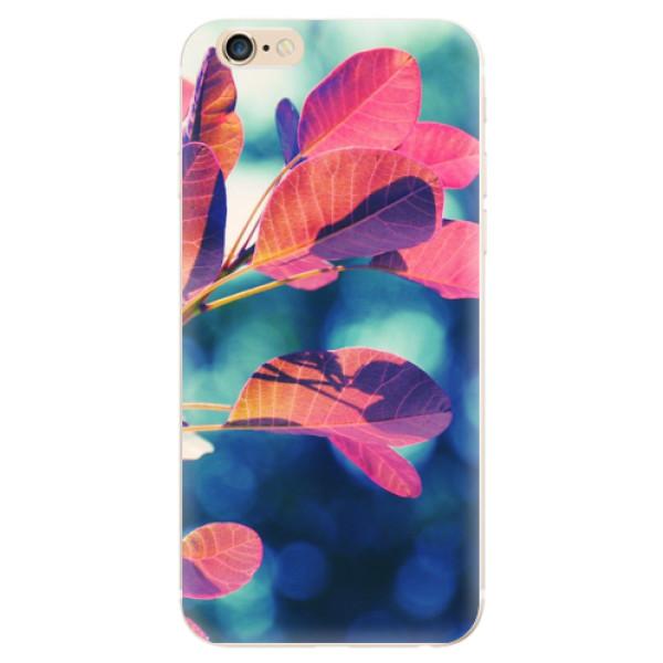 Odolné silikonové pouzdro iSaprio - Autumn 01 - iPhone 6/6S