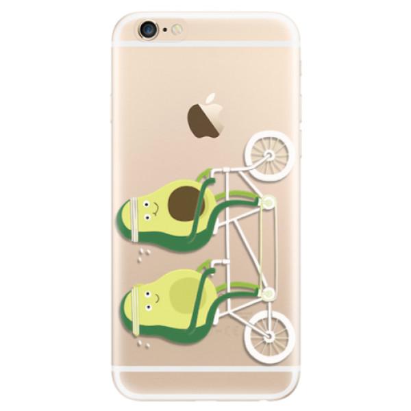 Odolné silikonové pouzdro iSaprio - Avocado - iPhone 6/6S