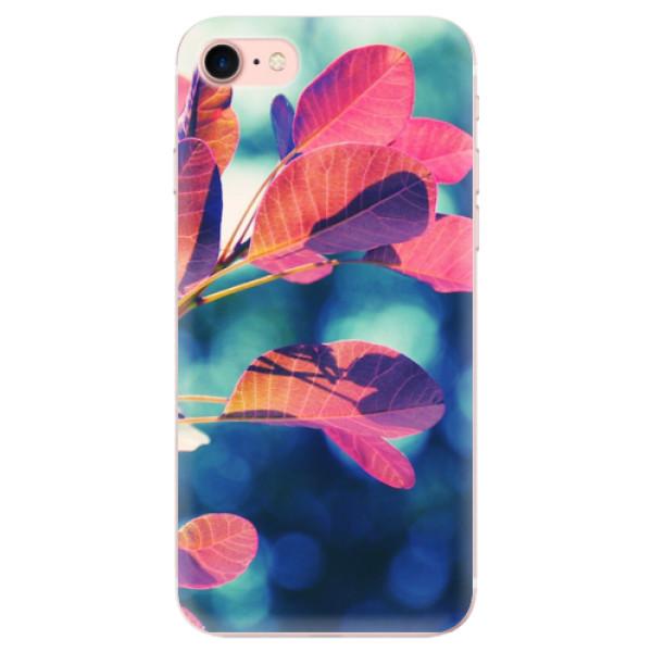 Odolné silikonové pouzdro iSaprio - Autumn 01 - iPhone 7