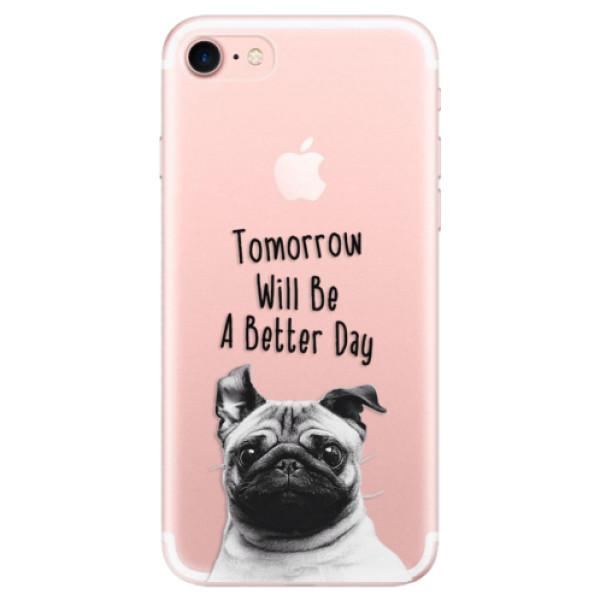 Odolné silikonové pouzdro iSaprio - Better Day 01 - iPhone 7