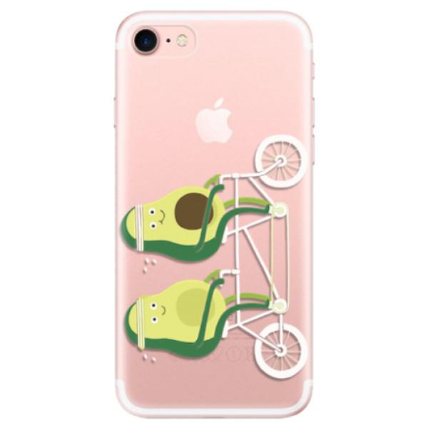 Odolné silikonové pouzdro iSaprio - Avocado - iPhone 7