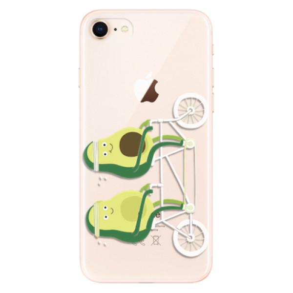 Odolné silikonové pouzdro iSaprio - Avocado - iPhone 8