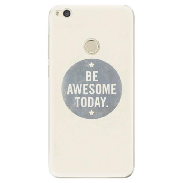 Odolné silikonové pouzdro iSaprio - Awesome 02 - Huawei P9 Lite 2017